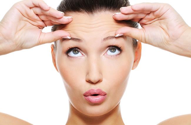 Botox terapija bora